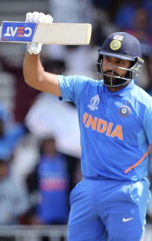 Rohit Sharma Most Sixes in International Cricket
